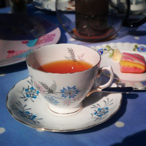 Tea Cup. Image by  MrsWoman
