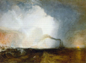 Turner painting. Image by  Mark Barry