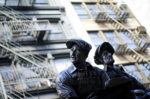Ironworkers. Image by Nick Harris1