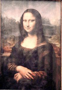 Mona Lisa. Image by  faungg's photo