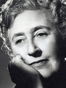 Agatha Christie. Image by  PBoGS