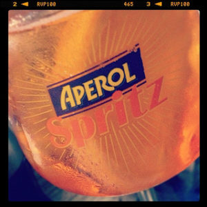 Aperol Spritz. Image by  s10wen