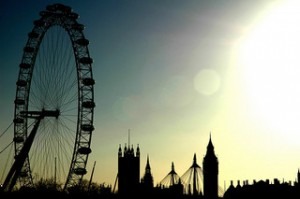 London Skyline. Image by  Tom Soper Photography