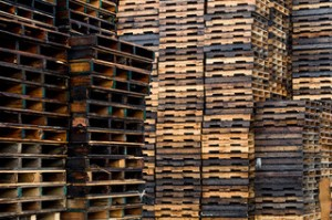 Pallets. Image by sarae