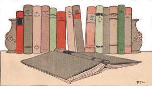 Bookshelf. Image bykatinthecupboard