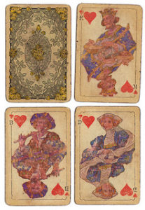 PLaying cards. Image by OnFoot4now (Didi)
