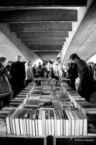 Bookstall. Image by  mirvettium