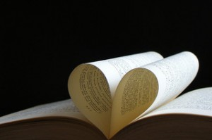 Heart Book. Image by jcarlosn