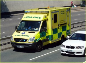 South Western Ambulance VX09FYO 1802