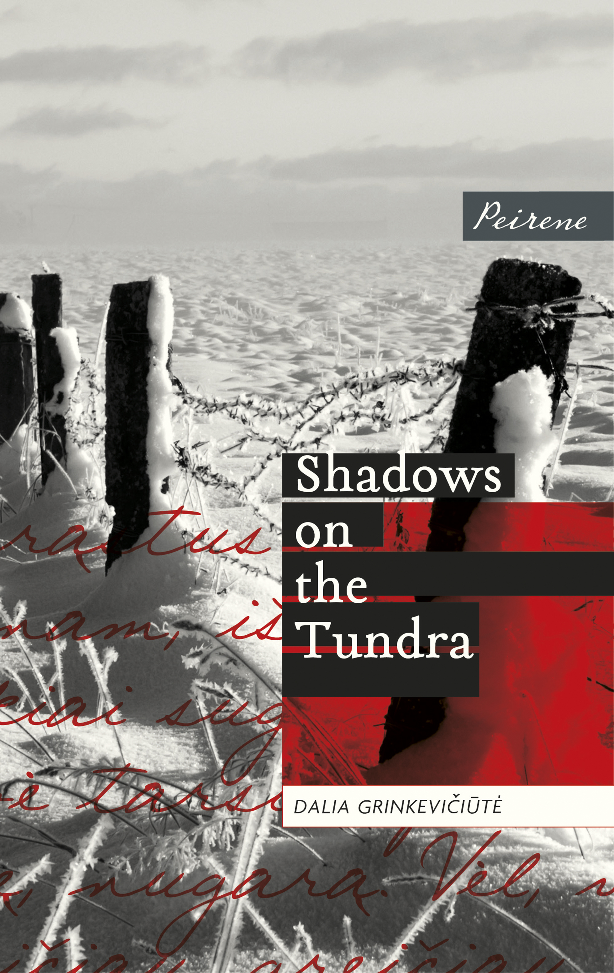 Shadows On The Tundra Peirene Press Structured Wiring Books